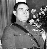 Fulgencio Batista (del 10 Oct 1940 al 10 Octubre 1944)