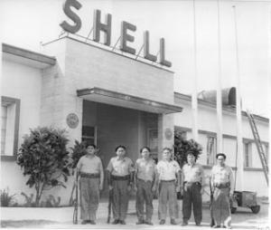 Nacionalización de la refinería Shell