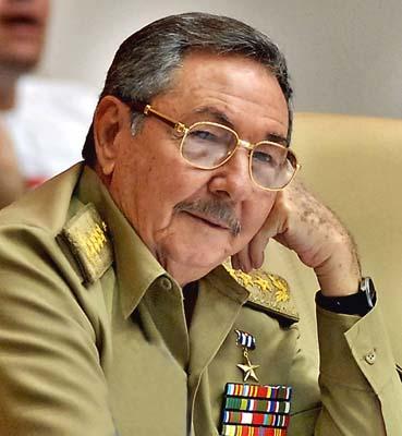Raúl Castro (del 24 Febrero 2008 al Presente)
