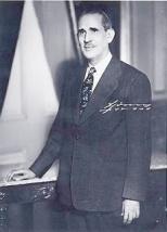 Ramón Grau (10 Oct 1944 al 10 Octubre 1948)