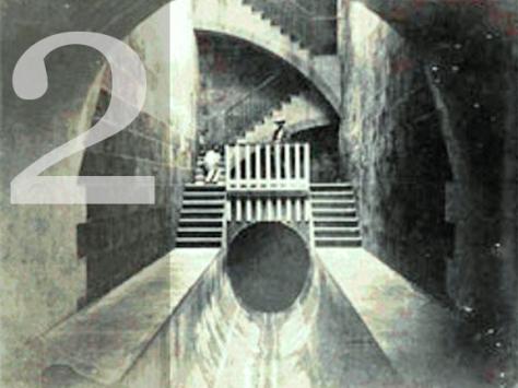 Túnel del Alcantarillado de La Habana