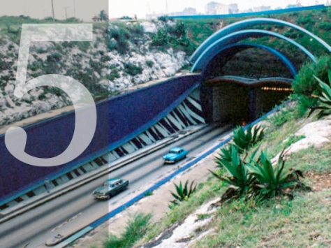 Tunel de la Habana