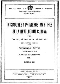 INICIADORES Y PRIMEROS MARTIRES (TOMO 3)