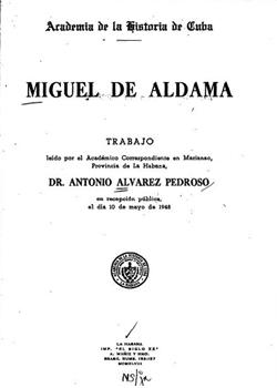 MIGUEL DE ALDAMA