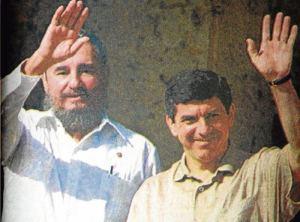 el_presidente_cesar_gaviria_y_el_presidente_fidel_castro