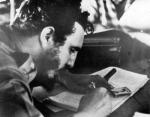 Fidel firmando la Ley de Reforma Agraria el 17 de mayo de 1959 Publicado 17/05/2000 Fide1307